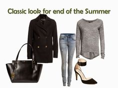 Classic look for end of the Summer