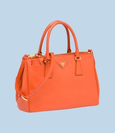 Prada tote bag. Have in brown and its such an amazing bag. Handbags  http://yourbagyourlife.com/