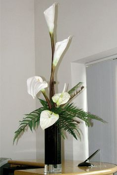winter  floral arrangements | winter mist ref win2a height 1m winter mist uses simple