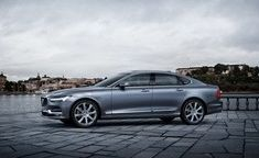 The All-New 2017 Volvo S90