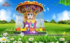 Mini sillas voladoras - Venta de juegos mecánicos para niños - Fabricante de juegos mecánicos para parques de atracciones-Sinorides