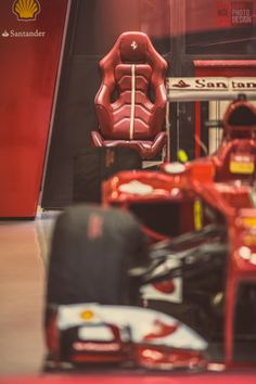 Formula 1 - Box Ferrari - GP Monza - daniphotodesign.com