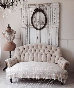 Shabby, Vintage Sweet | ZsaZsa Bellagio - Like No Other