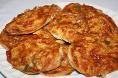 Recette Pizza Schneck maison a la Marocaine/Pizza schneck- Moroccan style