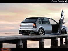 Vw Gol Extreme by DemoDesign on DeviantArt Volkswagen Golf Mk1, Volkswagen Models, Vw Pointer, Jetta A4, Carros Vw, Golf Mk2, South Park, Pointers, Cars And Motorcycles