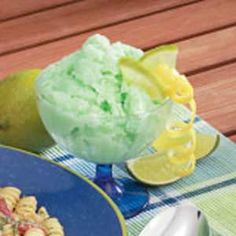 Lime Sherbet Recipe