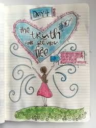 Image result for suecarroll bible journaling