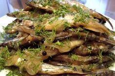 Шкара из мойвы - любимое блюдо черноморских моряков