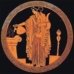 Ancient Greece, the birth of democracy.