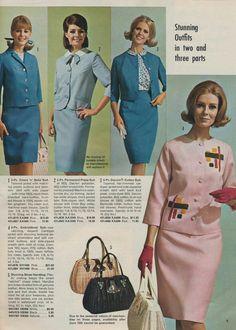 Sixties Fashion, Retro Fashion, Vintage Fashion, Womens Fashion, Female Fashion, Gothic Fashion, Timeless Fashion, Mode Vintage, Vintage Style