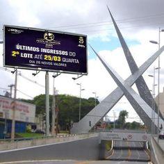 Os ingressos do 2º lote da Festa da Fantasia em Goiânia estão quase acabando.... Você tem até o dia 25 de março, quarta-feira, para garantir o seu.
