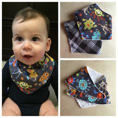 Etsy shop has gone live! Buy a #babybyajah bandana bib that best fits your little monster! https://www.etsy.com/shop/AjahClothing