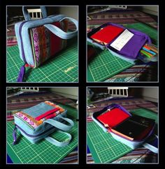Zippered Bible Cover (Sewing Tutorial) by pkayfit