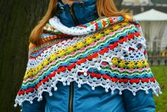 Bohémien scarf