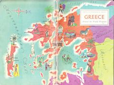 color, map
