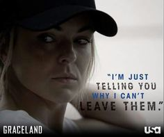 This is more than just a case for Paige. #GracelandTV