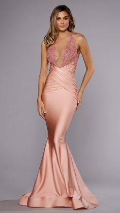 Fashion Evening Gowns Formal Dresses for Girl Gothic Ball Gown – inloveshe Girls Formal Dresses, Elegant Dresses, Pretty Dresses, Sexy Dresses, Fashion Dresses, Evening Attire, Women's Evening Dresses, Evening Dresses Online Shopping, Long Mermaid Dress