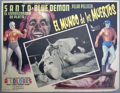 When someone stabbed Santo in the heart, he went to hell, kicked everyone's ass, and returned to earth to seek revenge. Based on a true story.