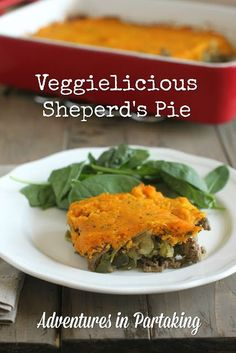 This shepherd's pie is the perfect comfort food that your whole family will love. And, it's totally AIP, Paleo & whole 30 friendly and veggie packed. Paleo Whole 30, Whole 30 Recipes, Food Now, Paleo Recipes, Meat Recipes, Baking Recipes, Casserole Dishes, Entrees, Clean Eating