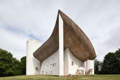 Le Corbusier > Notre Dame du Haut, Ronchamp