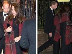 A THRIFTY Duchess of Cambridge appeared to have recycled an outfit as she braved the cold to attend a friend's wedding over the weekend.
