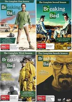 #Breaking bad #series : #seasons 1-4 : new dvd,  View more on the LINK: http://www.zeppy.io/product/gb/2/191812045192/