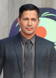 "Jay Hernandez Photos - Jay Hernandez attends the European Premiere of ""Suicide Squad"" at the Odeon Leicester Square on August 3, 2016 in London, England. - 'Suicide Squad' - European Premiere - Red Carpet Arrivals"