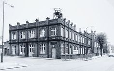 Hove Electricity Works in Davigdor Road Brighton Sussex, Brighton And Hove, East Sussex, Old Photos, Vintage Photos, Childhood Days, Local History, Back In Time, Past