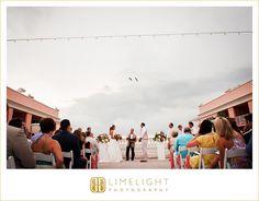 #Wedding #LimelightPhotography #Clearwater #beach #Hyatt #ceremony