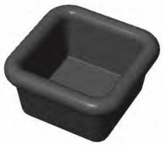 Forma pre CookMatic, Štvorec, zaoblené okraje, 30 ks