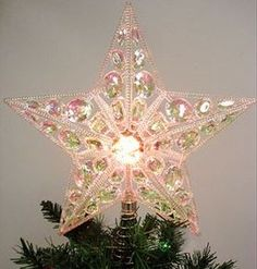 light up star christmas tree toppers newchristmas co