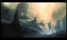The border of the Meriane by ~UlricLeprovost on deviantART