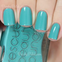 Rescue Beauty Lounge Sunny Skies | R29 x Rescue Beauty Lounge Collection | Peachy Polish