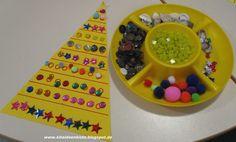 Ein mathematischer Impuls Kinder lieben Legematerial und in einer bestimmten Entwicklungsphase auch das Zählen. Habt ihr dies beobachte...