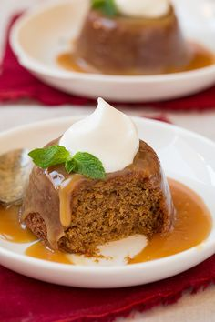 Sticky Toffee Pudding | Cooking Classy