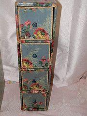 wallpaper cupboard