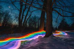Magical Rainbow Roads – Fubiz Media