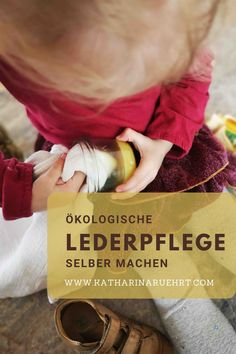 Lederpflege, Schuhcreme selber machen Zero Waste, Diy And Crafts, Cleaning Recipes, Natural Cleaners, Shoe Polish, Cleaning Agent, Good Mood, Home Remedies