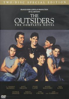 6. The Outsiders: Filmed only in northeastern Oklahoma, this film was based off the novel written by the Oklahoma author, S.E. Hinton.  Owasso, Skiatook and Tulsa are featured throughout the film. The Tulsa landmark, The Admiral Twin Drive-In was also a location featured in the movie.