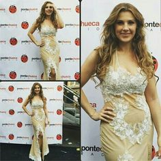 Os gusta el #vestido que hemos diseñado para nuestra amiga @coralsegoviaoficial?  #corsetsmadrid #tocadoyhundido #corsets