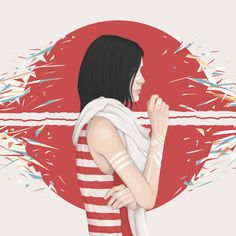 """turecepcja: """" Illustrations by Yuschav Arly """""""