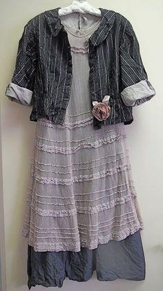 Another pretty Vikah Dress.......
