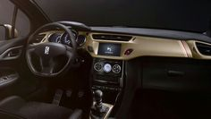 New DS 3 (interior).