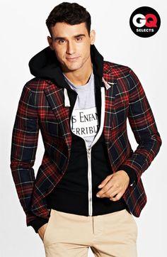 Gant Rugger Tartan Plaid Sportcoat available at #Nordstrom