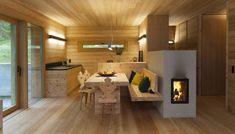 дневник дизайнера: Охотничий дом в Сан-Виджилио-ди-Мареббе, Италия