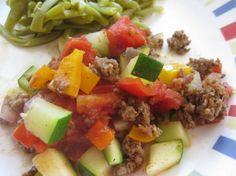 Zucchini Beef Skillet. Photo by Charlotte J