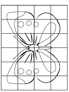 Preschool Art, Colouring Pages, Petra, Insects, Puzzle, Spring, Color, Butterflies, Kids Education