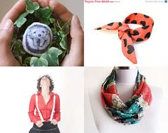Red cherry by Michal Nir on Etsy--Pinned with TreasuryPin.com