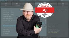 CompTIA A+ Certification 901. The Total Course [ Take this course ]  Welcome to the CompTIA A+ Certification 901. The Total Coursefrom Mike Meyers and Total Seminars. This is the first of a …