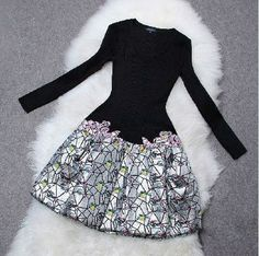 We all dream of the perfect dress and the way we will look on this special night. The perfect dress will find it in these elegant New Year's Eve Dresses Tight Prom Dresses, Casual Dresses, Fashion Dresses, New Years Eve Dresses, New Years Outfit, Daily Fashion, Retro Fashion, Womens Fashion, Fashion Fashion